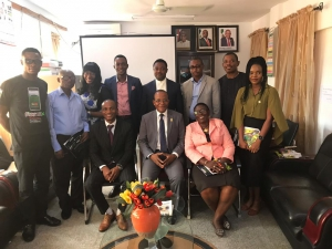 El-kanis & Partners Seeks Collaboration with A'Ibom State Govt on Agric Digital Technology